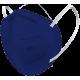 N95 / FFP2 Koruyucu Meltblown Maske Lacivert No:1 (Küçük Yüzler İçin)