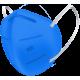 N95 / FFP2 Koruyucu Meltblown Maske Mavi No:2 (Büyük Yüzler İçin)