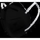 N95 / FFP2 Koruyucu Meltblown Maske Siyah No:2 (Büyük Yüzler İçin)